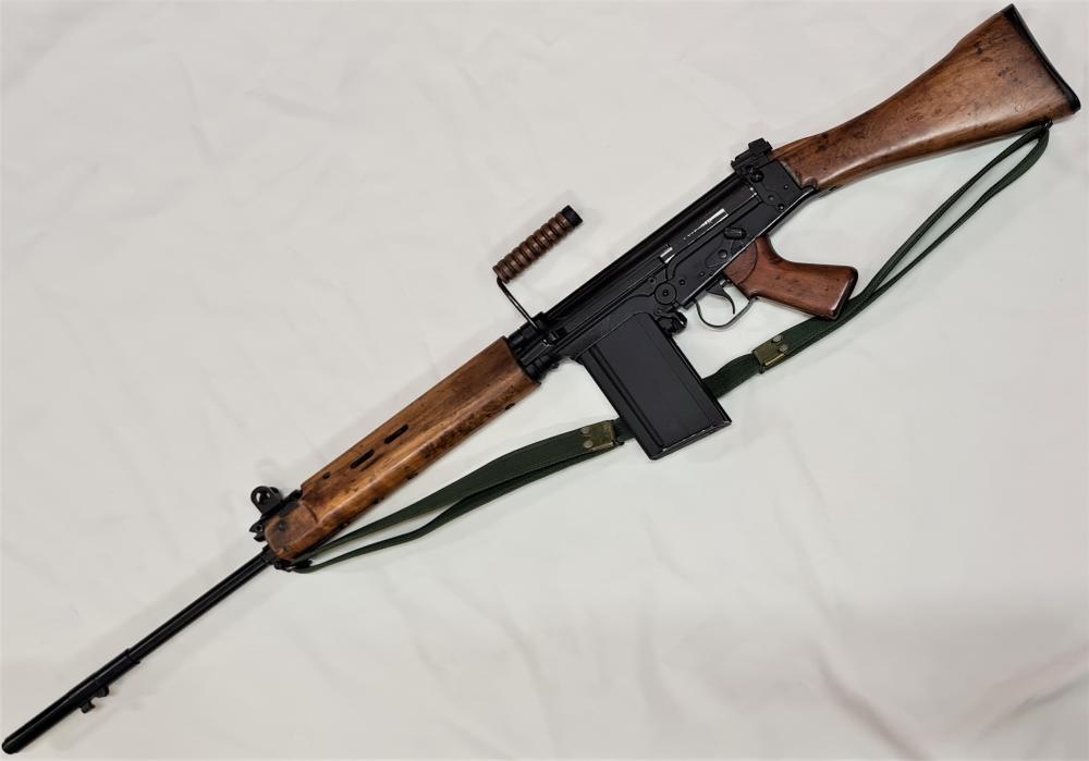 Vietnam War era Australian Army L1A1, S.L.R. rifle