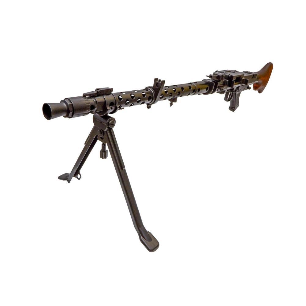 WW2 German MG34 replica machine gun by Denix
