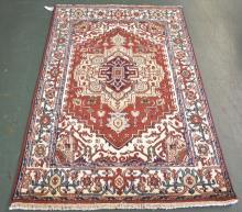 Indo-Serapi Carpet  - 2849