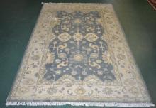 Indo-Oushak Carpet - 2842