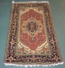 Indo-Serapi Carpet - 2567