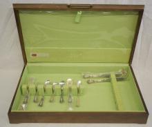 12 pcs. Vintage Gorham Sterling Silver Flatware
