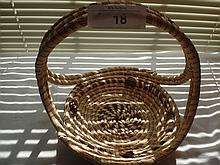 Charleston SC handmade basket.