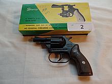 1966 .22 starter pistol w/ blanks