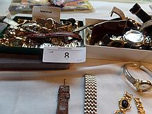 Vintage men's & Woman's watch collection - many !