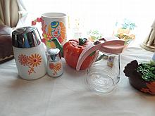 23 items mid century  fun collection.