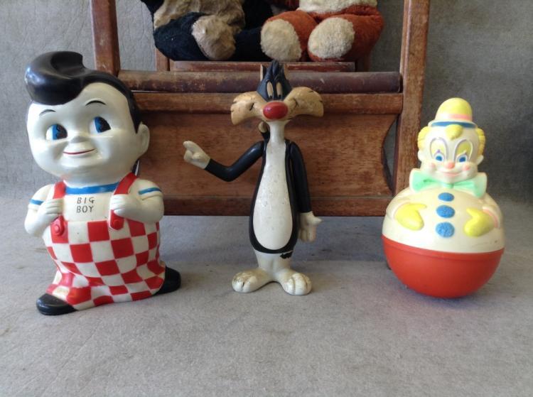 Vintage Toy Potty : Vintage child s potty chair toys