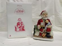 Limited Edition 2000 Melody in Motion Santa