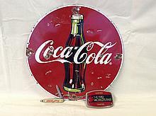 Vintage Coca Cola Coke Collector's Lot