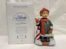 Limited Edition Melody in Motion Caroler Boy