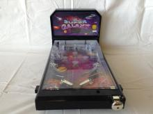 Vintage Everbright Super Galaxy Pinball Game