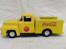 Coke ERTL Die Cast 1956 Ford Pick-up Truck
