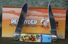 Colt 75th Anniversary Red Ryder Pocket Knife