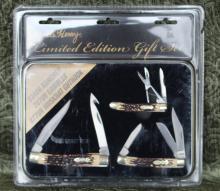 Uncle Henry Limited Edition Pocket Knife Gift Set