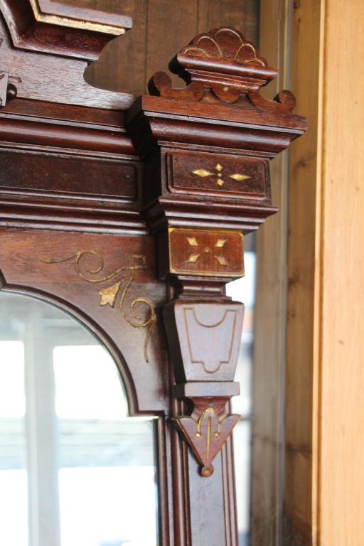 Foyer Mirror Uk : Antique ca  s grand entryway mirror