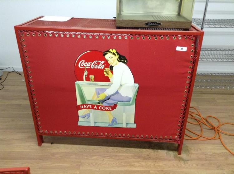 coca cola patio bar counter. Black Bedroom Furniture Sets. Home Design Ideas