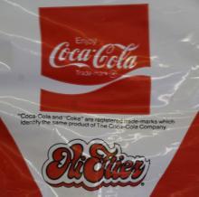 6 pcs. ca. 1980's NOS Coca Cola Kites