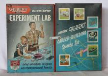 ca. 1960's Gilbert Chemistry Experiment Lab