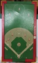 Vintage Tudor Tru-Action Baseball Metal Gameboard