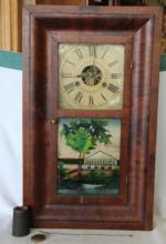 ca. 1850 Henry C. Smith OG Clock