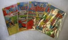 Lot of 4 Early Archie Series Comic Books
