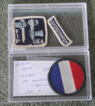 Military Service Patches
