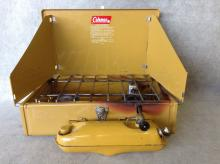 Vintage Limited Gold Edition Coleman Camp Stove