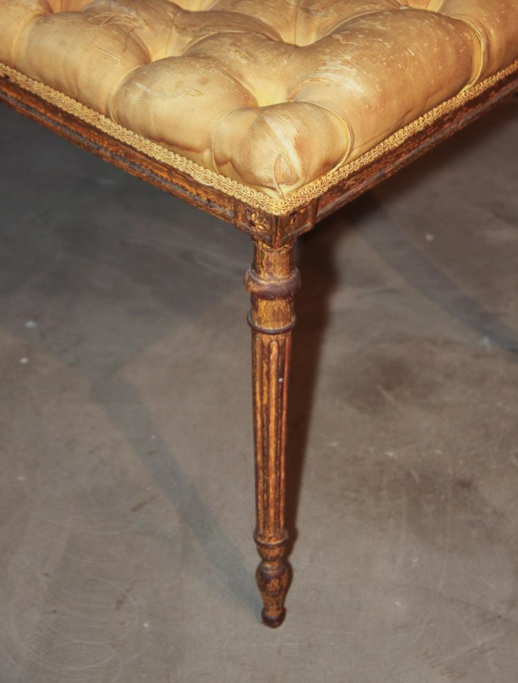 Admirable 19Th Century French Louis Xvi Vanity Chair Caraccident5 Cool Chair Designs And Ideas Caraccident5Info