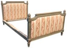 Good Quality 19th C. French Carved Bed