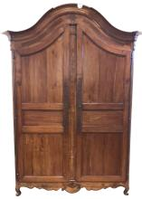 A Palatial 19th-century French Armoire,