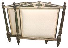 Antique French Empire Daybed, With Old
