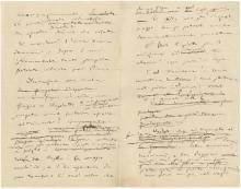 MUSIC & DANCE: Rare Scores, Books, Manuscripts, Autograph Letters, Signed Photographs, Prints and Drawings