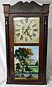 19th C. Chauncey & Wells Mantel Clock