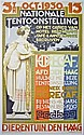 Dutch Expo Poster 1930