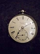 19th C. W.M. Andrews Londonderry Pocket Watch