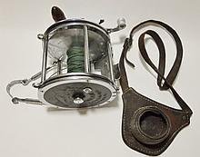Vintage Penn Senator Fishing Reel and Harness