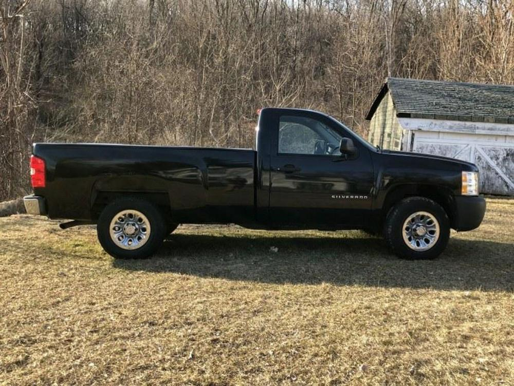 2013 CHEVROLET SILVERADO PICK UP TRUCK ESTATE FIND