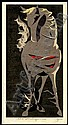Nakayama, Tadashi, b. 1927 Cyclone (White Horse), Tadashi Nakayama, Click for value