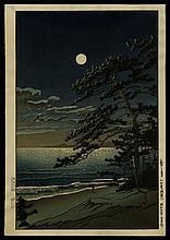 Kawase Hasui - Woodblock