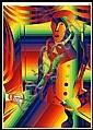 b. 1931 Ay-o, Dr. Philomen Tracy,  Ay-O, Click for value