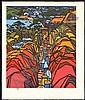 Artist: Karhu, Clifton, 1927-2007 Title: Edo, Clifton Carhu, Click for value