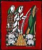 Artist: Watanabe, Sadao, 1913-1996 Title: Moses, Sadao Watanabe, Click for value