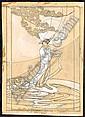 Artist: Lum, Bertha, 1869-1954 Title: Spider Woman, Bertha Boynton Bull Lum, Click for value