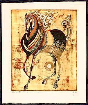 Artist: Nakayama, Tadashi, b. 1927 Title: Swift