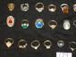 Lot of (60) Fashion Rings