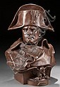 BRONZE BY RENZO COLOMBO OF NAPOLEON, Lorenzo Colombo, Click for value