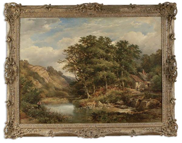 JOHN SYER, SR. (British 1815-1885)
