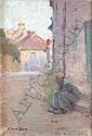 ELMER BOYD SMITH (American 1860-1943), Elmer Boyd Smith, Click for value