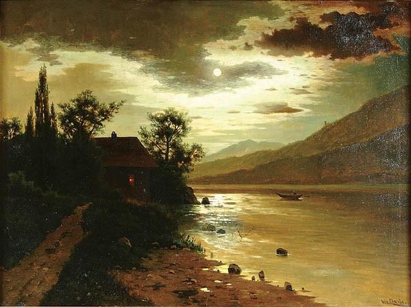 FRITZ CHWALA (Swiss 1872-1936)