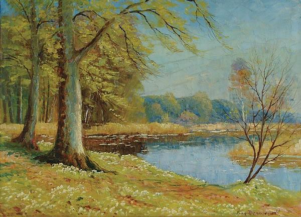 FINN WENNERWALD (Danish b. 1896)
